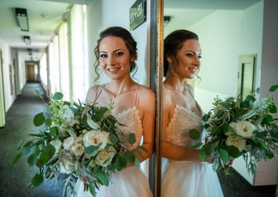 Сватбата на Антонина и Вичко