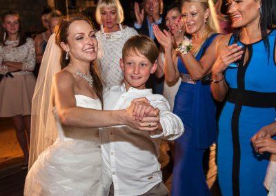 Сватбата на Каролина и Траян