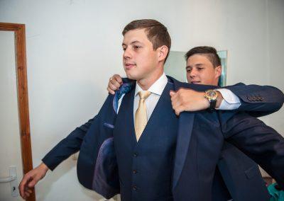 Подготовка на младоженци - Алекс Велчев