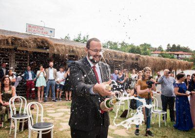 Снимка на сватбен ритуал - Алекс Велчев