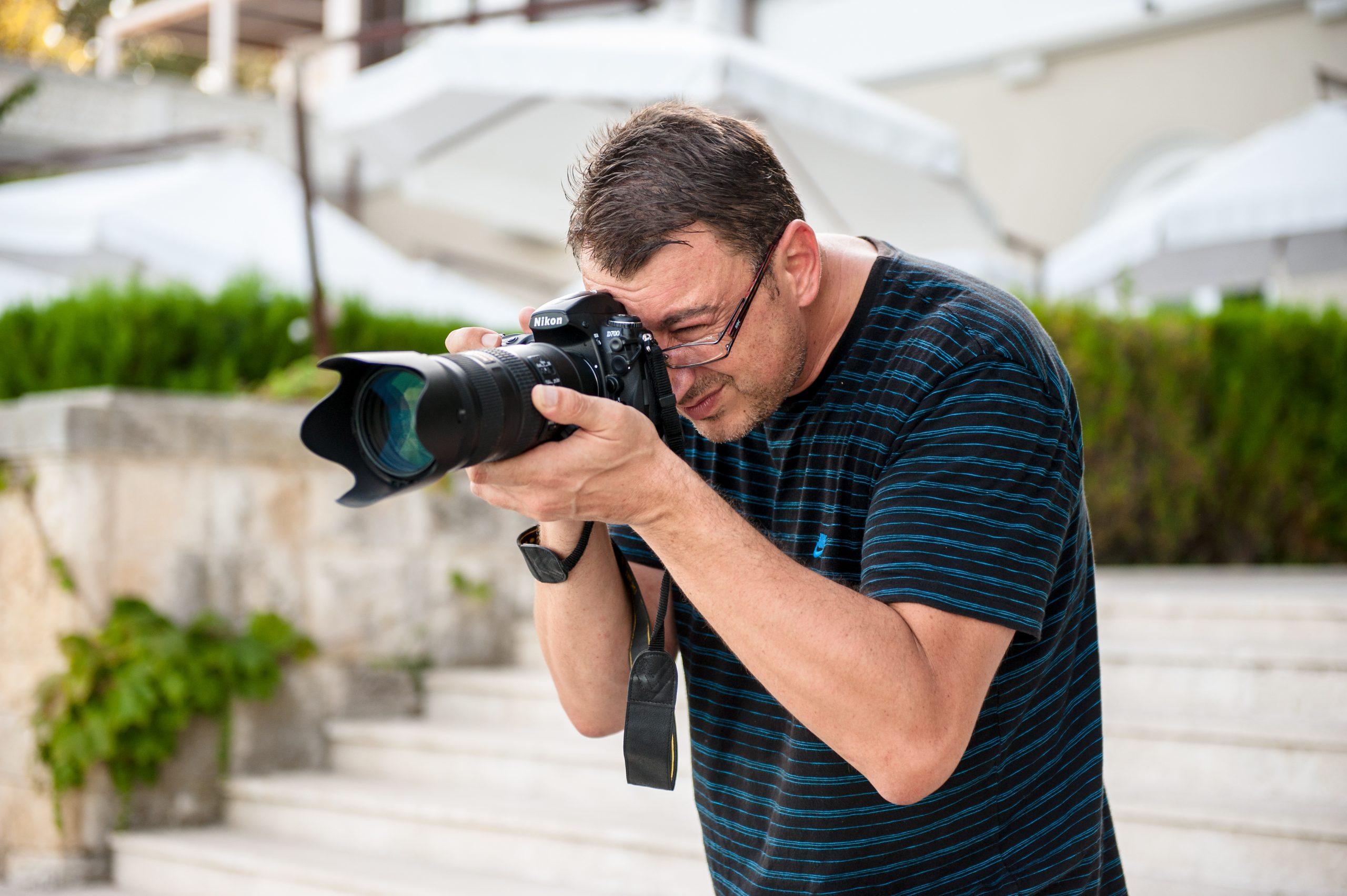 Професионален сватбен фотограф - Алекс Велчев