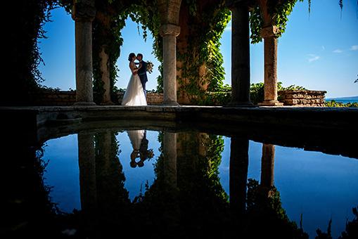 Сватбата на Антонина и Вичко; Сватбен фотограф за София и Варна - Алекс Велчев