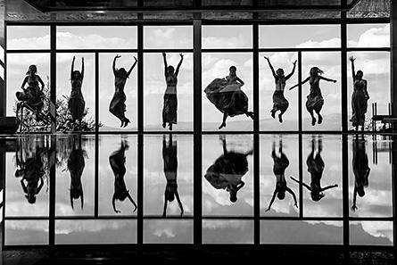 Професионален сватбен фотограф - Алекс Велчев; 1-во място в категория Геометрия
